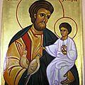 Fête de la saint joseph