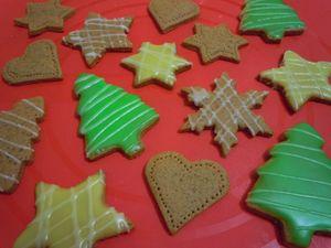 petits pains d'épices de Noël (8)
