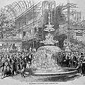 [royaume-uni] le crystal palace, le schweppes et la fontaine de soda