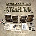 Abstract steampunk, la campagne de financement de la campagne est en cours pour 15 jours !
