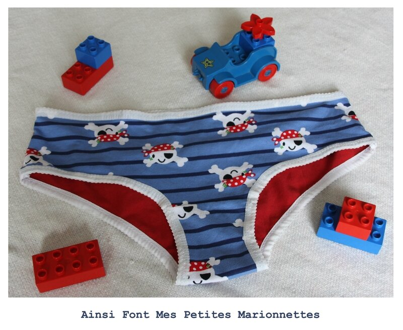 culotte pirate