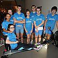 Championnat de France ergo UNSS 2014