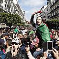 manif algérienne