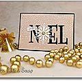 carte NOEL or