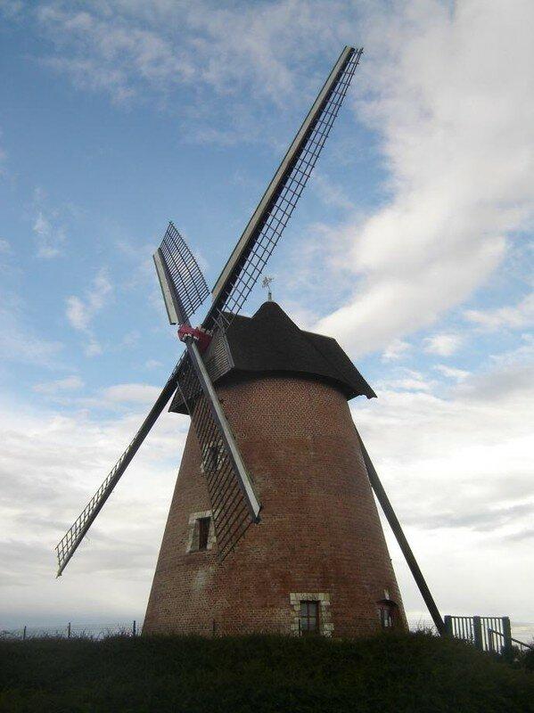 le moulin de la tourelle à Achicourt (62)