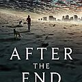 After the end, la nouvelle série de amy plum!