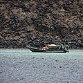 Un bateau de pêche dans les détails