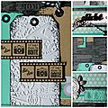 Kit variations créatives multi-pages d'octobre 2015