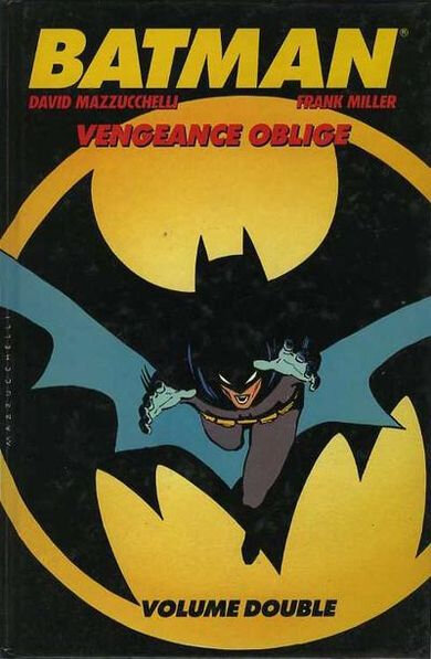 Batman Vengeance oblige