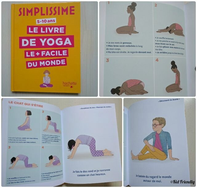 Le yoga simplissime ©Kid Friendly