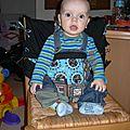 adaptateur de chaise pour bébé nomade