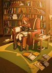 Library_by_Nonononn