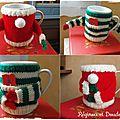 Pulls pour mug Noël