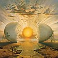 Vladimir KUSH, Sunrise by the ocean
