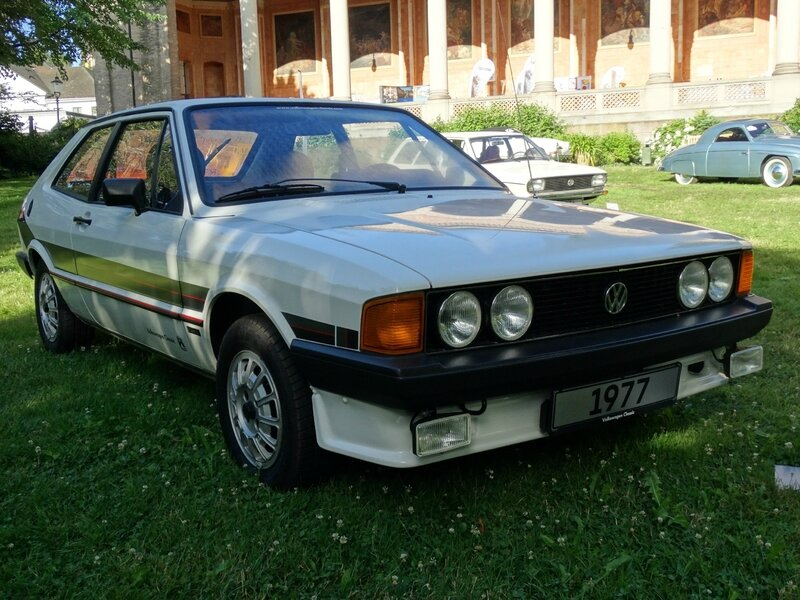 VOLKSWAGEN Scirocco I GL SL 1980 Baden Baden (1)