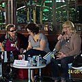 Café littéraire : entretien avec ... chloé neill