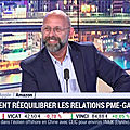 Frederic Fougerat BFM Business YOUTUBE