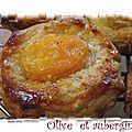 Danish aux abricots