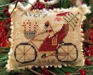avery's cycling santa