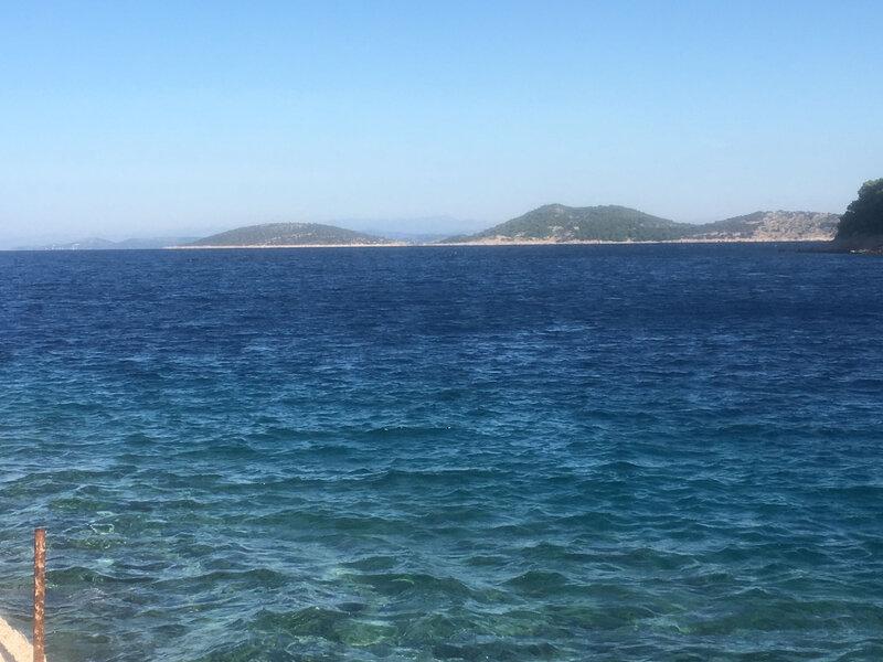 Les îles au NE de Zilje, 1er novembre 2019