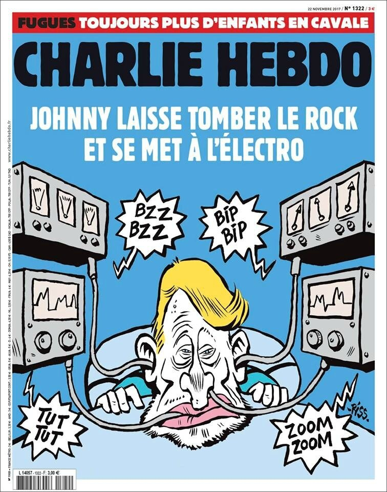 Johnny Hallyday Tous Les Messages Sur Johnny Hallyday Strips Journal