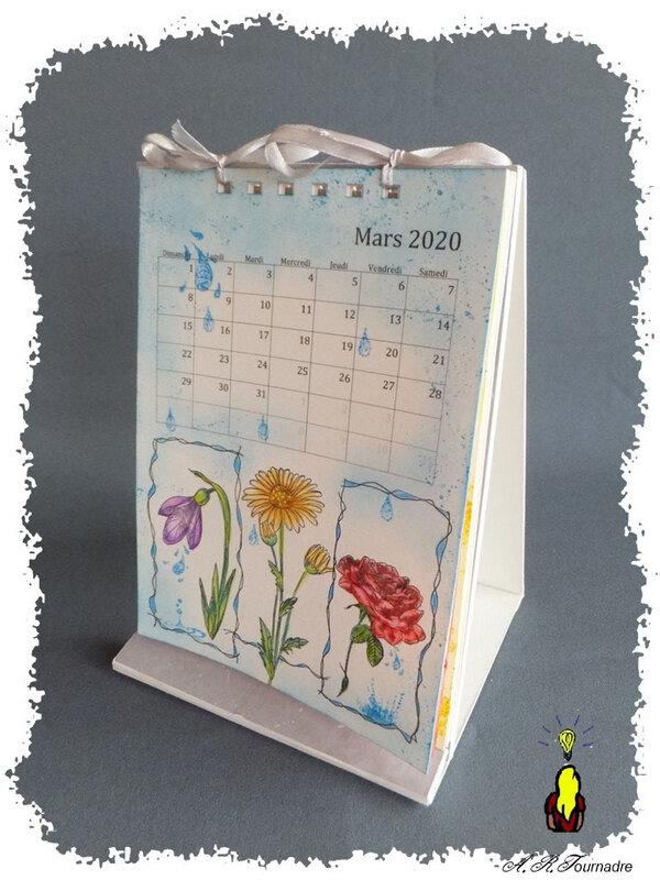 ART 2020 calendrier mars 01