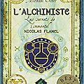Les secrets de l'immortel nicolas flamel, t1, de michael scott