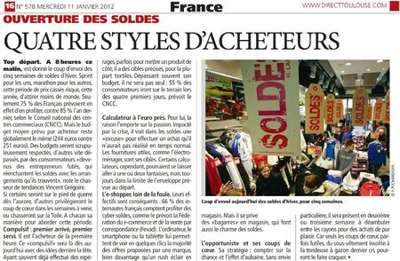 ArticleDirectToulouseSoldesStylesAcheteurs
