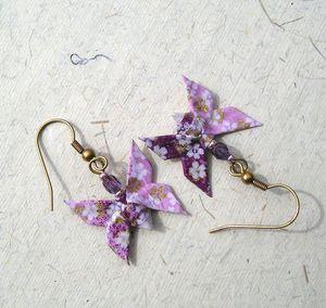 BO Papillon violet TB