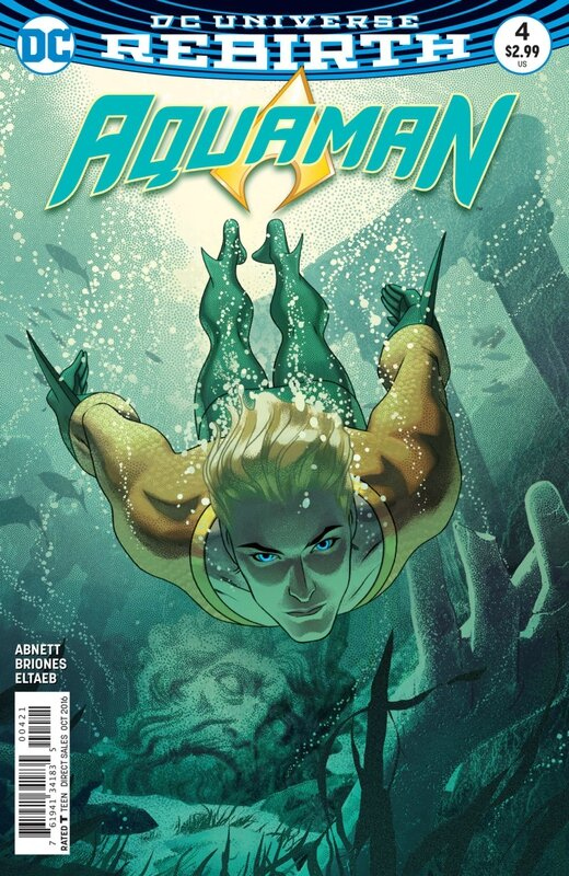 rebirth aquaman 04 variant