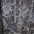 Ciré AGLAE en coton enduit baroque gris (4)