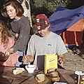 Petit-déjeuner, Claire, Natahan (USA)