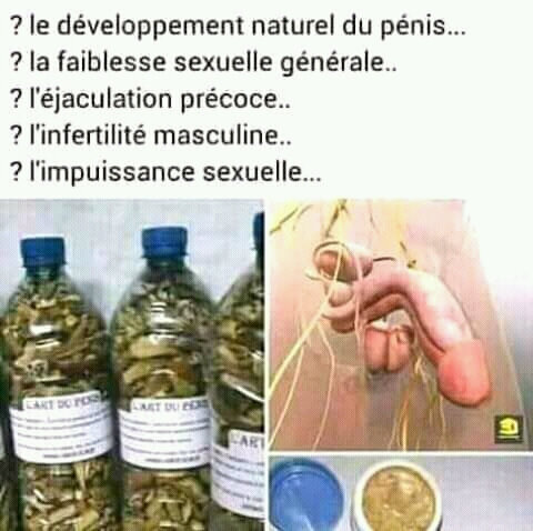 LE DEVELLOPEPEMENT NATUREL DU PENIS