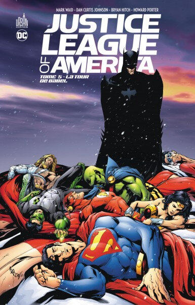 justice league of america 05 la tour de babel