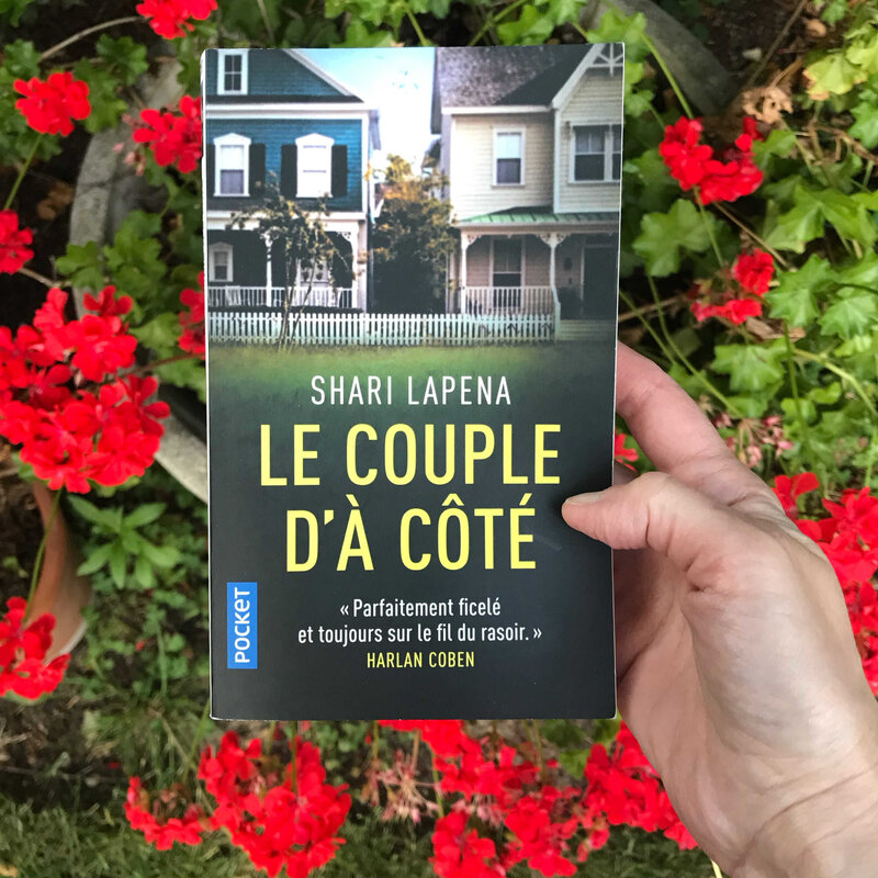Le couple d'à côté de Shari Lapena ©Kid Friendly