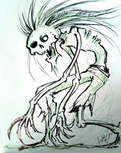 Vald Zombie HectorCrayon