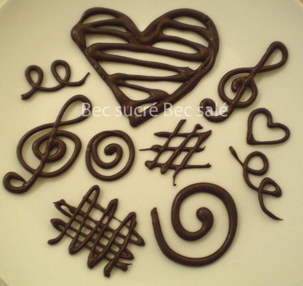 Apprentissage Du Temperage Et Decorations En Chocolat Bec Sucre