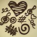 Apprentissage du tempérage et décorations en chocolat