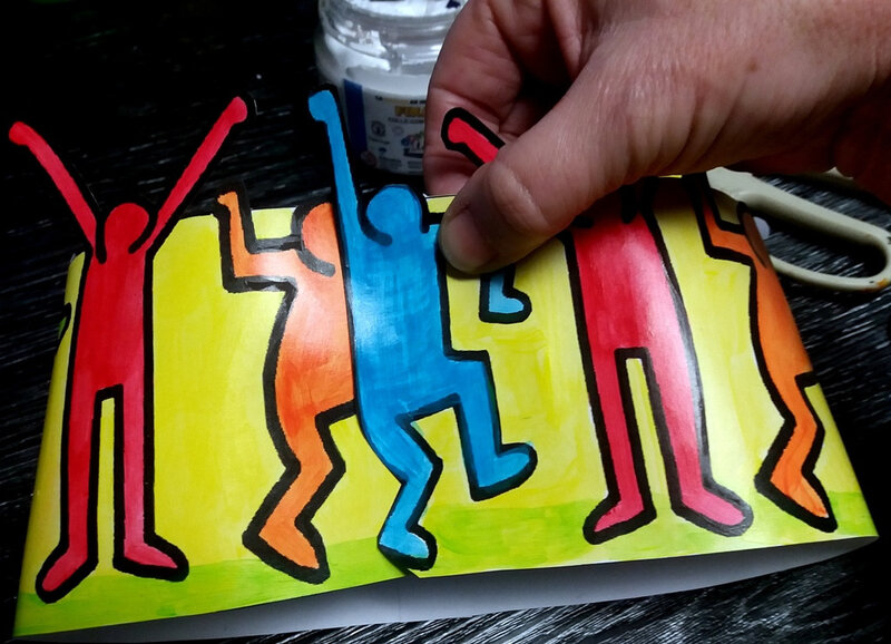 343-Couronnes-Couronne Keith Haring (28)