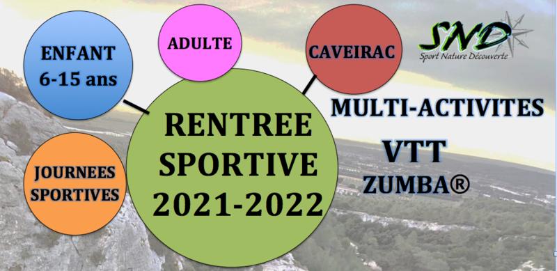 Année sportive 2021-2022