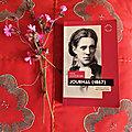 Journal (1867) - anna dostoïevski