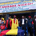 Kongo dieto 2040 : les opposants de mascarade