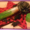 barre hibiscus - lavande - karité