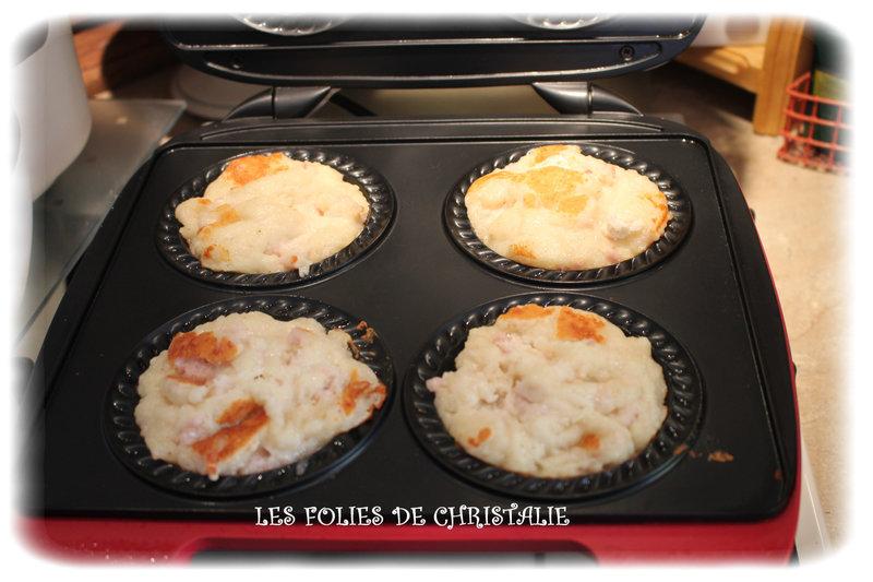 Cakes mozza lardons 6