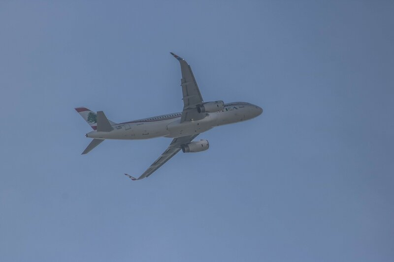 Airbus A320 de Middle East Airlines