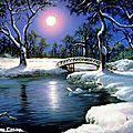 Une nuit en hiver