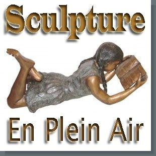 SCULPTURE EN PLEIN AIR
