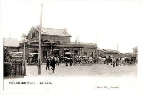 FOURMIES-La Gare (2)