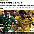 01 - colombia 5 bolivia 0 du 2013 03 22 - n°1012