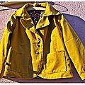 Desmond jacket for girl